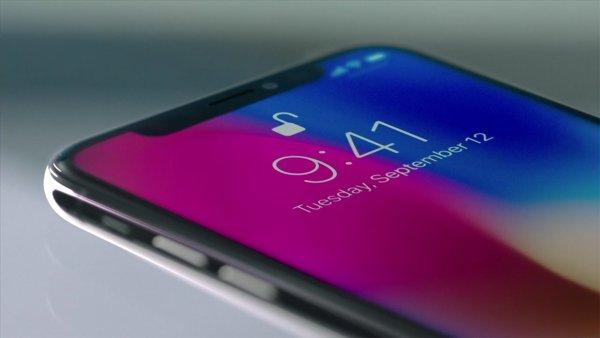 Apple знает, что дисплей вiPhoneX может выгореть