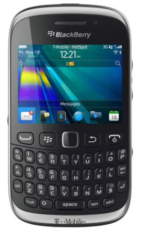 Первый BlackBerry смартфон