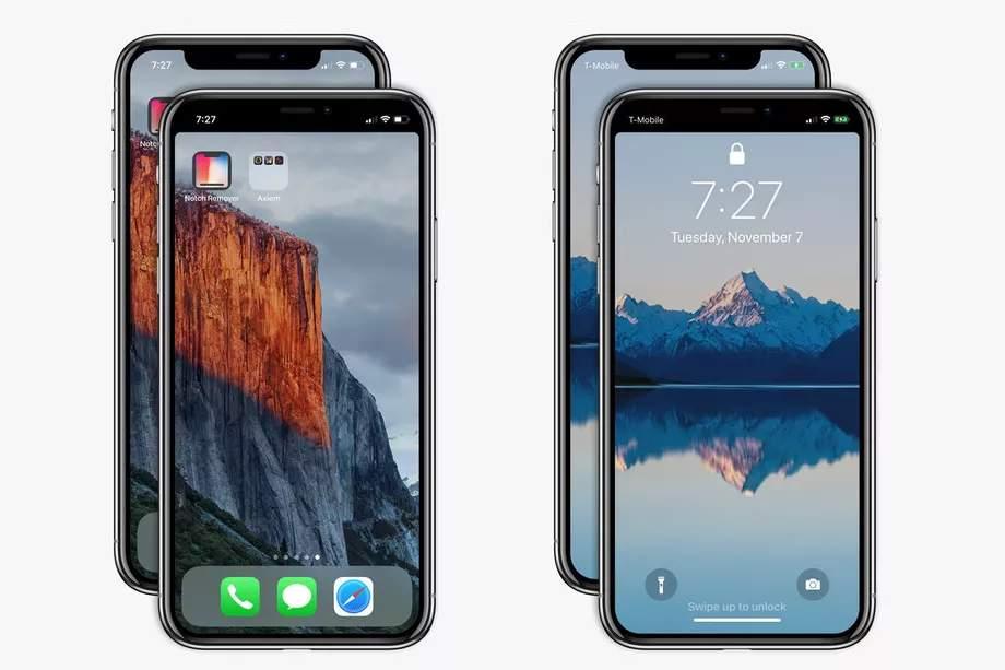 ВApp Store добавили приложение для скрытия верхнего выреза iPhone X