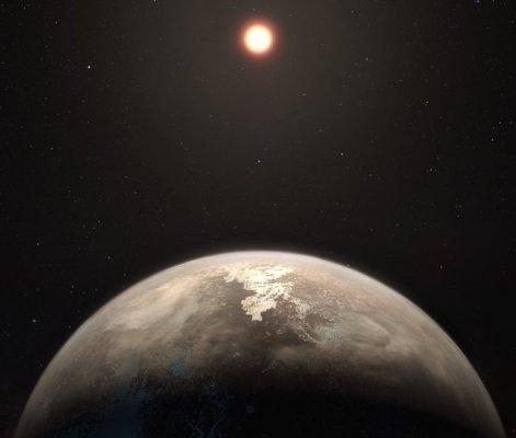 ученые нашли землеподобную планету