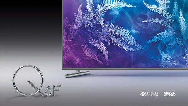В Ситилинке появился безрамочный телевизор Samsung Q6F