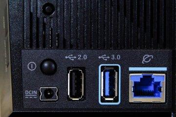 Обзор роутера ASUS RT-AC86U — Внешний вид. 8