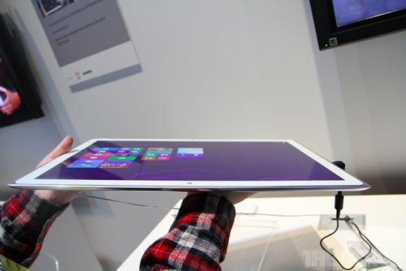 CES 2013: 20-дюймовый планшет на Windows 8 от Panasonic