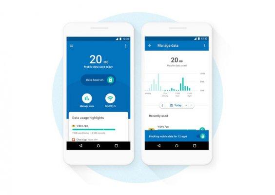 Google выпустил приложение Datally дляэкономии трафика