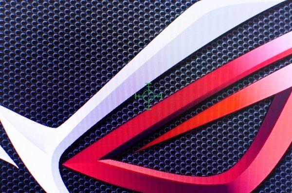 Обзор геймерского монитора Asus ROG STRIX XG27VQ — Дисплей в работе. 4