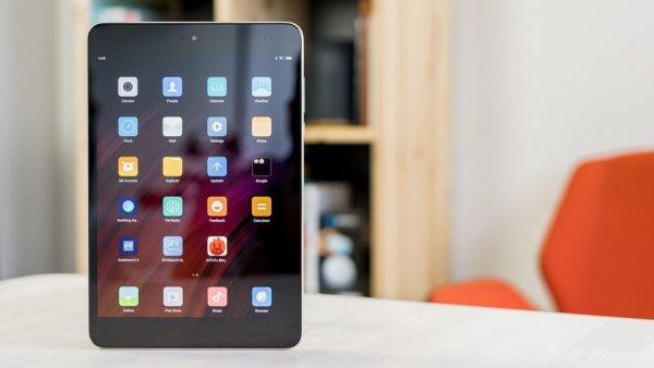 Apple отстояла всуде запрет наторговую марку Xiaomi MiPad из-засхожести сiPad