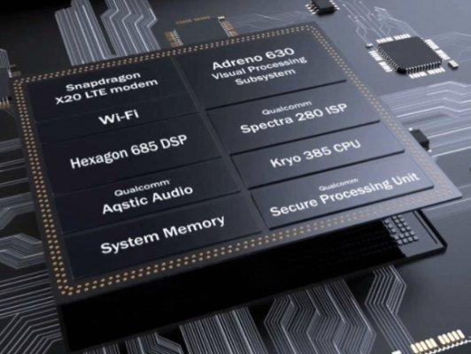 Qualcomm рассказала оключевых нововведениях Snapdragon 845