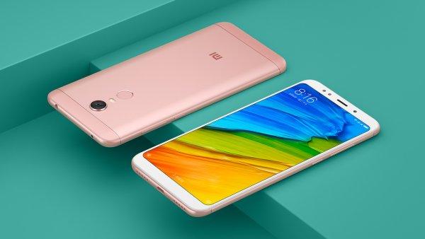 Xiaomi Redmi 5 иRedmi 5 Plus представлены официально