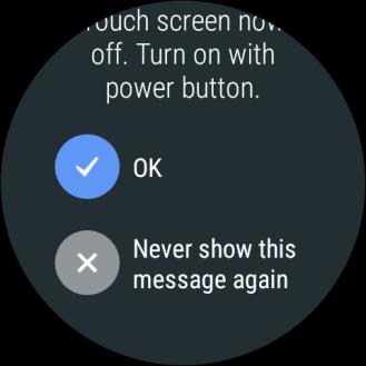 Android Wear получила обновление доOreo