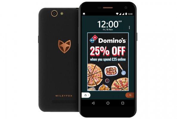 Wileyfox почти вдвое снижает цены насмартфоны взамен навстроенную рекламу