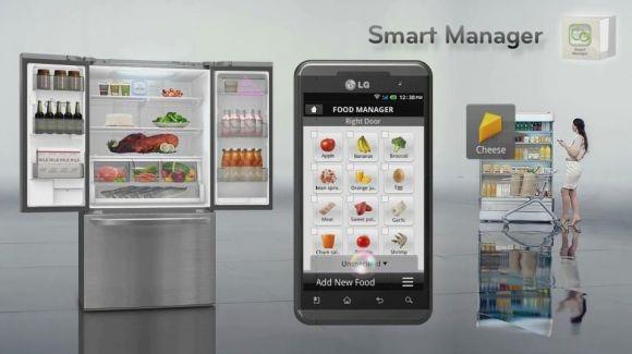 Android теперь и в бытовой технике