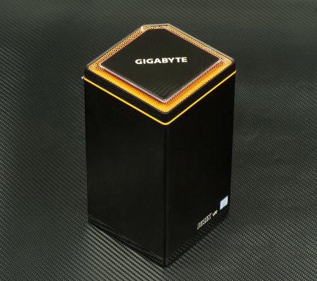 Игровой ПК размером сбанку: обзор GIGABYTE BRIX Gaming VR