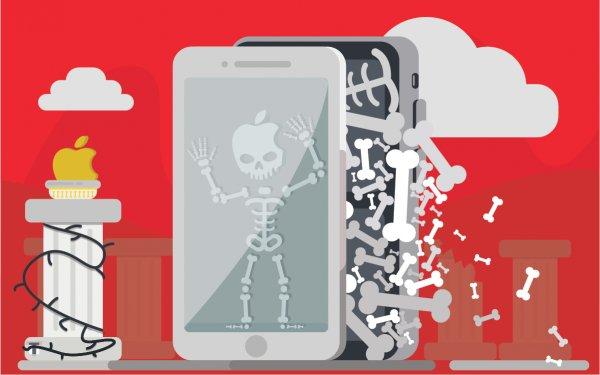 8 недостатков iOS, которые бесят даже яблочников