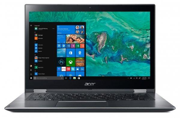 Acer привезла наCES 2018 трио обновлённых ноутбуков