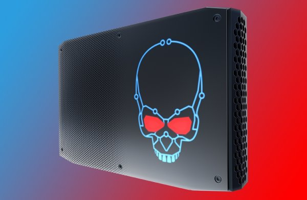 Анонсированы новые мини-ПК Intel NUC споддержкой VR