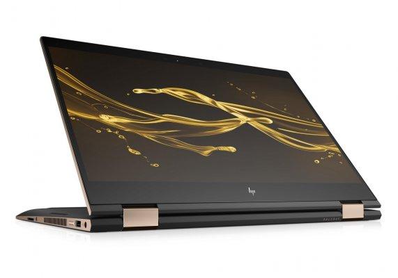 Ноутбук HP Spectre x360 13-ac003ur 1DM59EA (Intel Core i7-7500U 2.7 GHz/16384Mb/512Gb SSD/No ODD/Intel HD Graphics/Wi-Fi/Bluetooth/Cam/13.3/3840x2160/Touchscreen/Windows 10 64-bit)