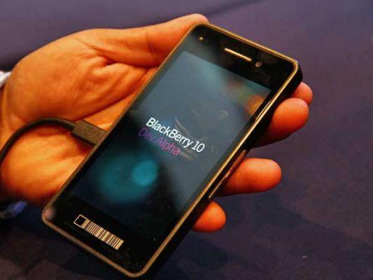 RIM стимулирует разработчиков писать приложения для ОС Blackberry 10