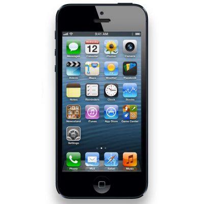 iPhone 5 не оправдывает надежд