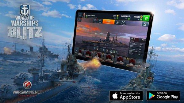 Wargaming готовится кглобальному запуску World of Warships Blitz