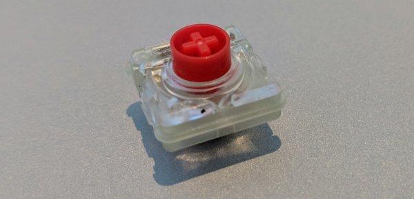 Cherry представила механические переключатели дляноутбуков