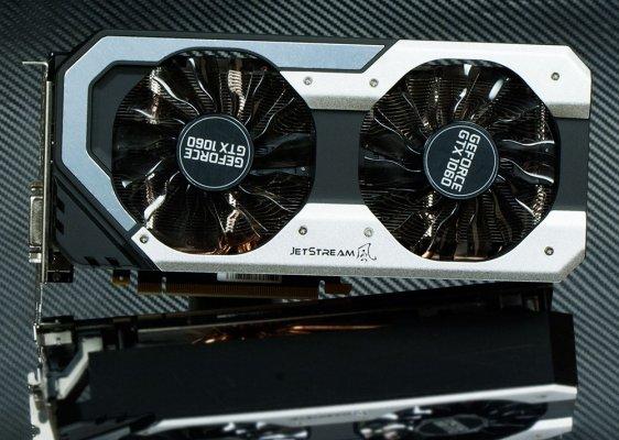 Обзор Palit GeForce GTX 1060 JetStream 3GB: видеокарта длянарода