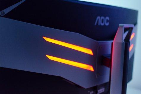 Обзор монитора AOC AGON AG352QCX