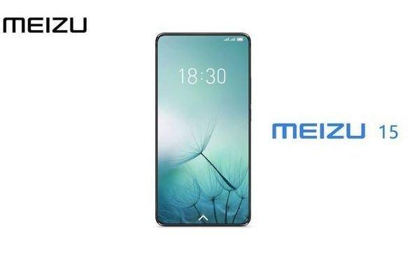 Рендеры юбилейного Meizu15 Plus показали безрамочный экран