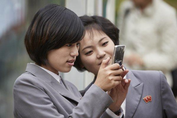 Какой он, северокорейский смартфон