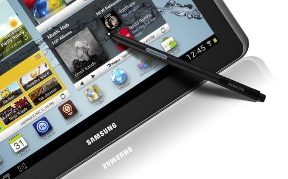 Samsung может представить 8-дюймовый планшет Note