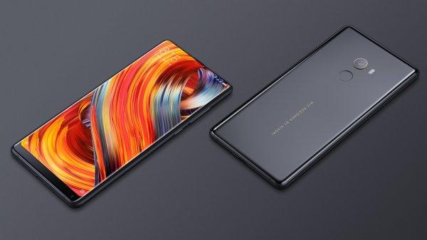 Xiaomi Mi Mix 2S может стать первым вмире смартфоном наSnapdragon 845