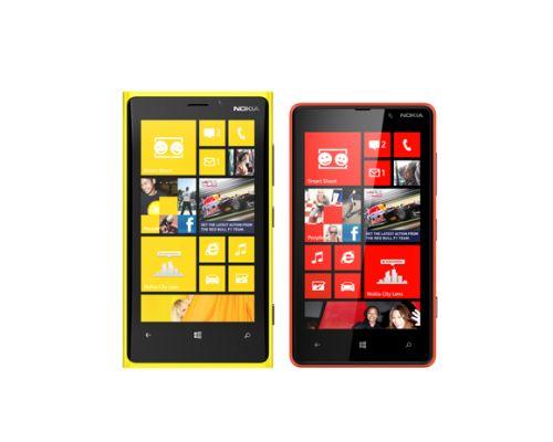 Nokia выпустила обещанные апдейты для Lumia 920 и 820