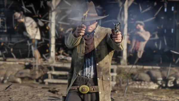 Red Dead Redemption 2 перенесли сразу надевять месяцев вперед