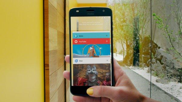Motorola выпустила Android 8.0 Oreo длядесятка своих смартфонов