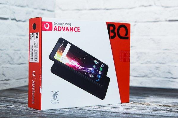 Обзор BQ 5500L Advance