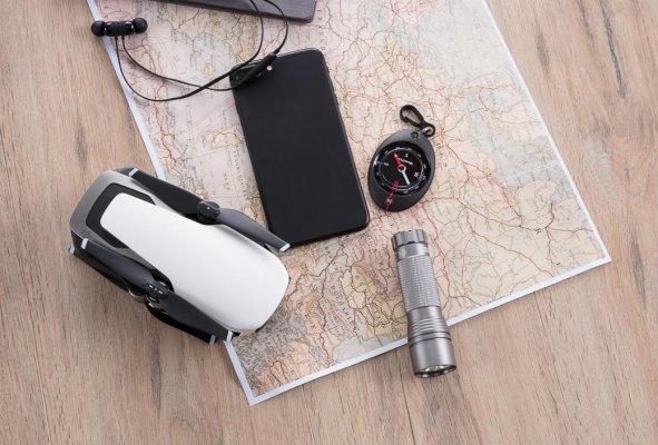 DJI Mavic Air: карманный дрон дляпрофи идилетантов