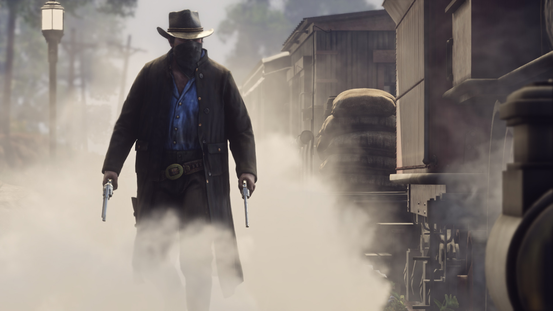 Слух Red Dead Redemption 2 получит королевскую битву