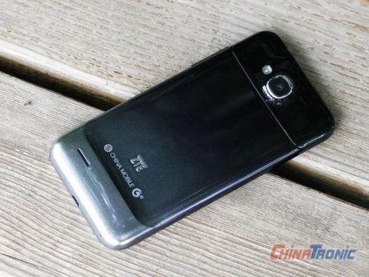 ZTE объявила о старте продаж в России смартфона ZTE Grand Era