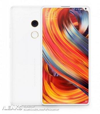 Характеристики Xiaomi Mi Mix 2s слиты всеть