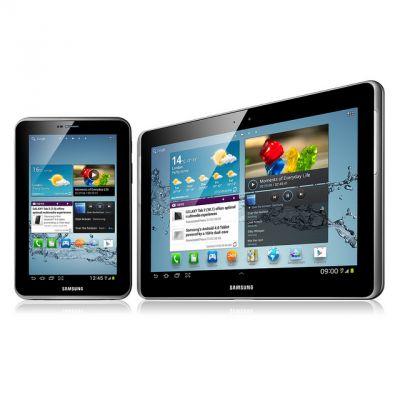 Samsung объявила о обновлении своих планшетов