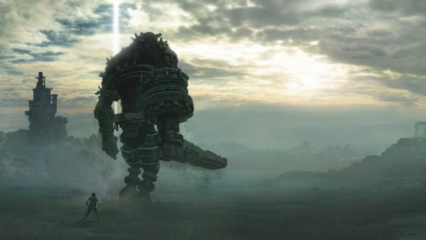 Shadow of the Colossus покорила британские чарты