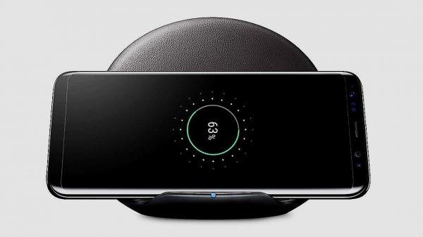 Galaxy S9 иS9+ получат новую беспроводную зарядку