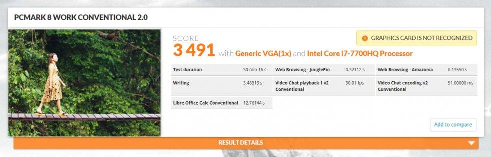 Обзор игрового ноутбука ASUS ROG Strix GL503V