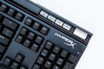 Обзор игровой клавиатуры HyperX Alloy Elite RGB — Внешний вид. 11