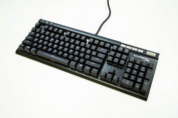 Обзор игровой клавиатуры HyperX Alloy Elite RGB — Внешний вид. 1