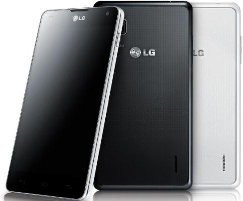 LG удостоена наградой iF Design 2013 за дизайн смартфонов