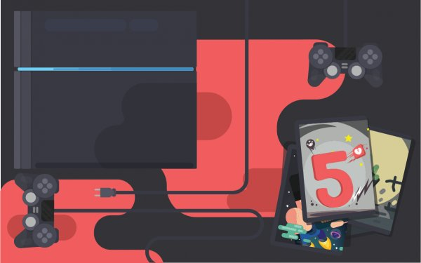 Пять игр, вкоторые стоит поиграть наPS4