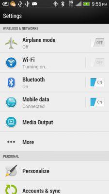 Скриншоты новой оболочки HTC Sense 5.0