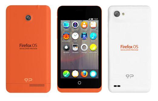 Mozilla привлекает внимание разработчиков ПО для устройств на Firefox OS