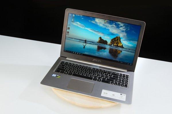 Обзор ASUS VivoBook Pro N580VD