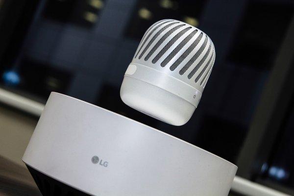 Обзор LG PJ9: играет илевитирует — Внешний вид. 3